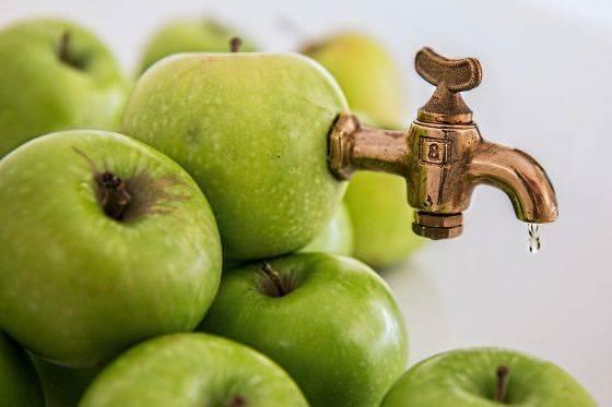 Des pommes sous toutes leurs formes pour votre diet detox