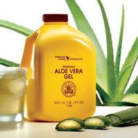 La pulpe d'Aloe vera possède naturellement des fonctions digestives