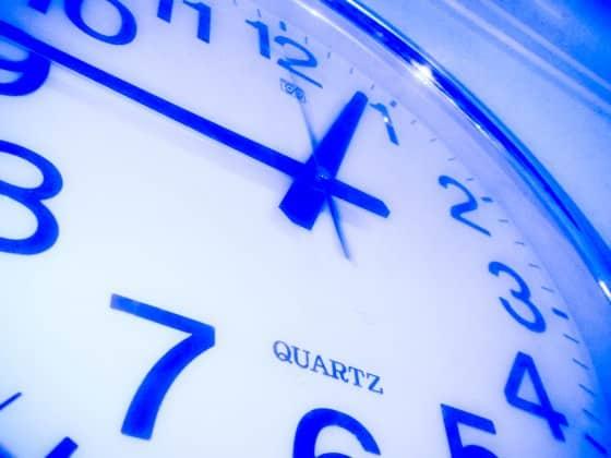 objectif smart : temporellement défini